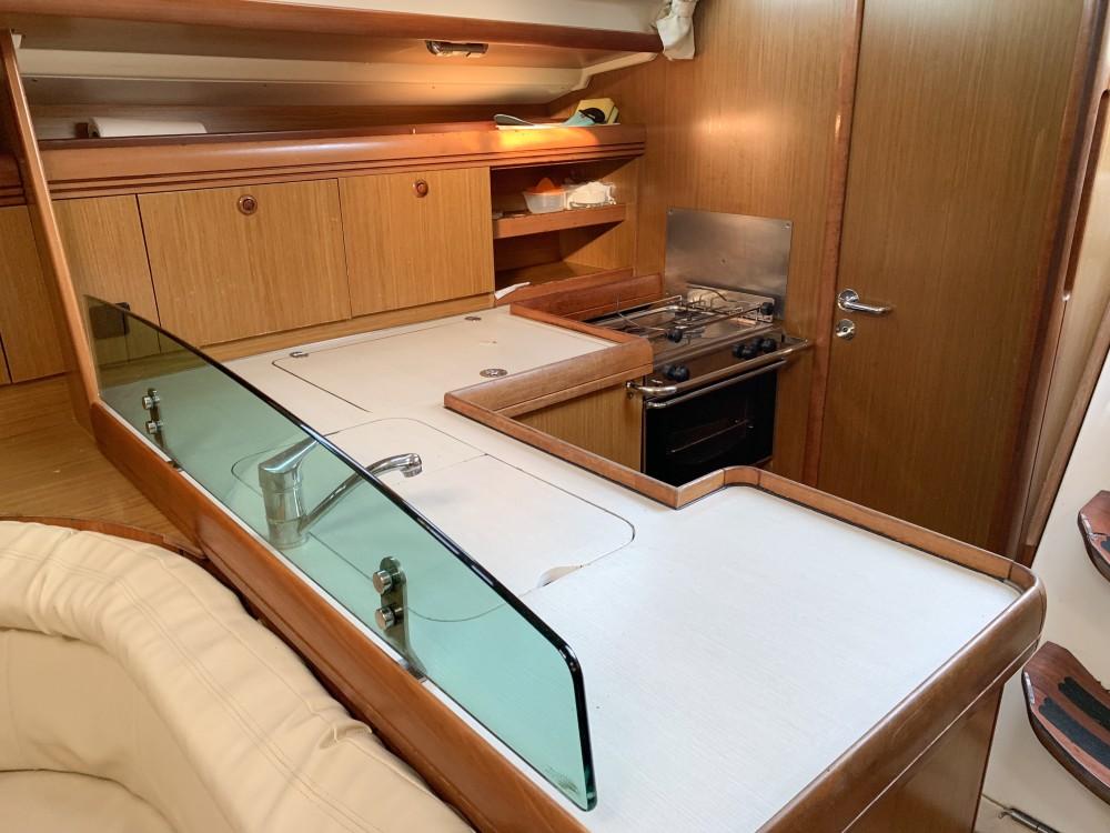 Boat rental Jeanneau Sun Odyssey 42i in Greece on Samboat