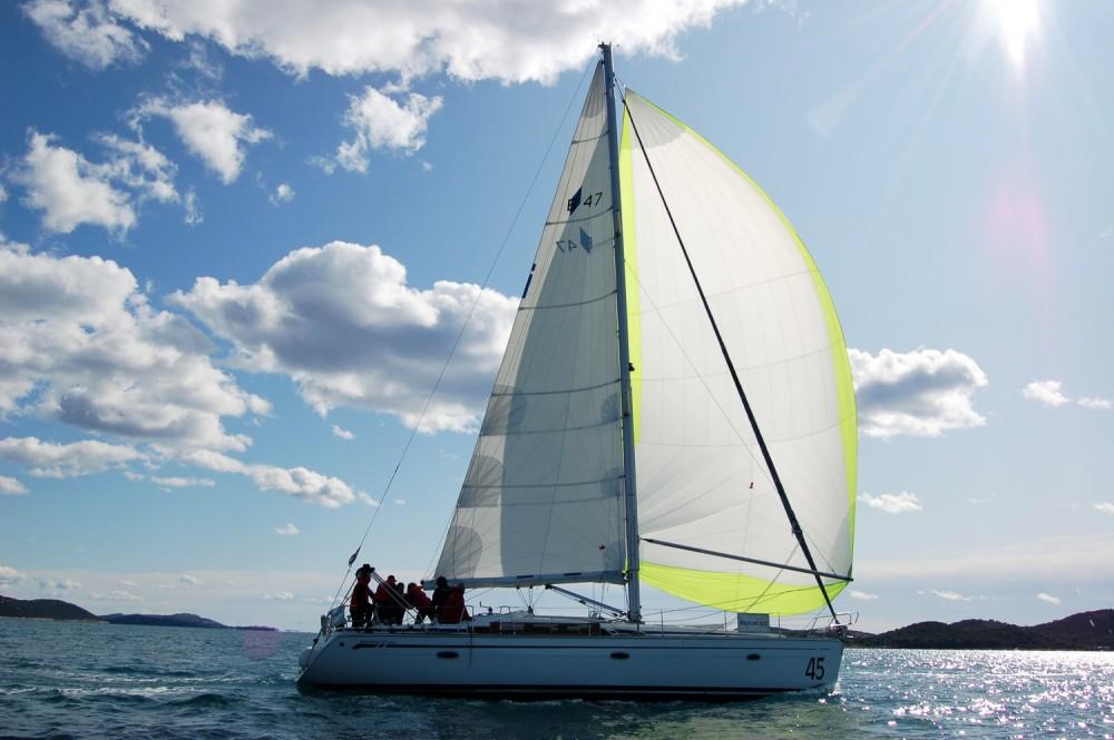 Bavaria Bavaria 47 Cruiser between personal and professional Croatia