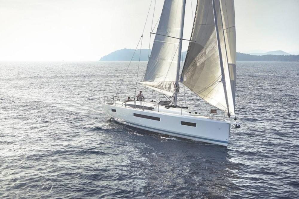 Rent a Jeanneau Sun Odyssey 440 Greece