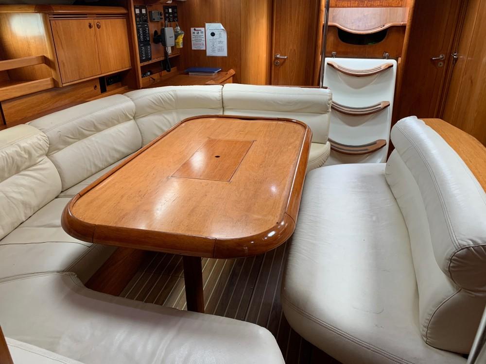 Boat rental Jeanneau Sun Odyssey 49 in Greece on Samboat
