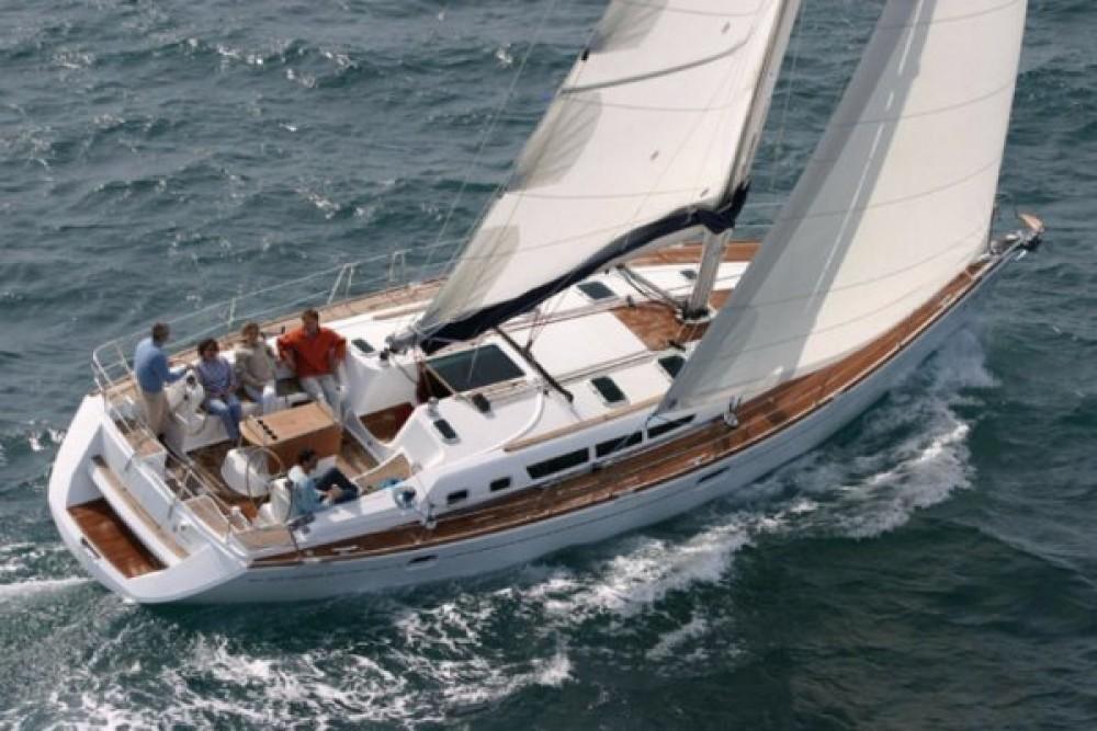 Rent a Jeanneau Sun Odyssey 49i Greece