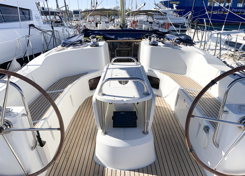 Hire Sailboat with or without skipper Jeanneau Greece