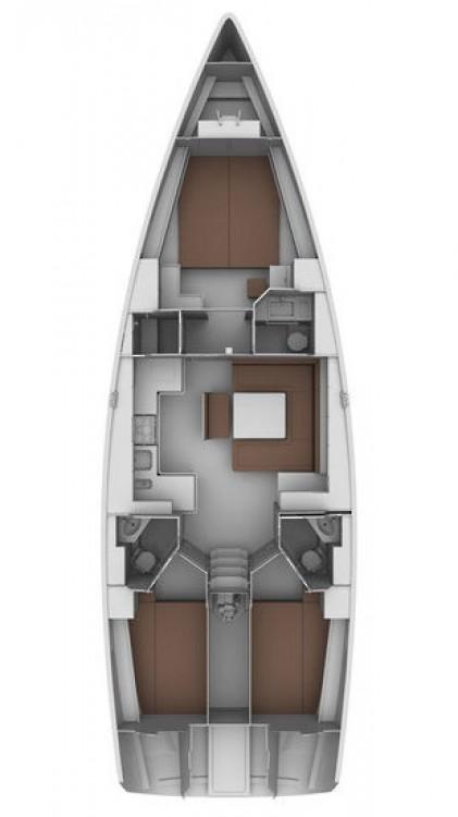 Rental Sailboat in Mataró - Bavaria Bavaria Cruiser 45