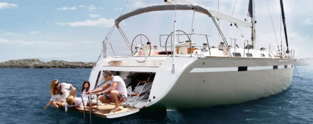 Boat rental Mataró cheap Bavaria Cruiser 45