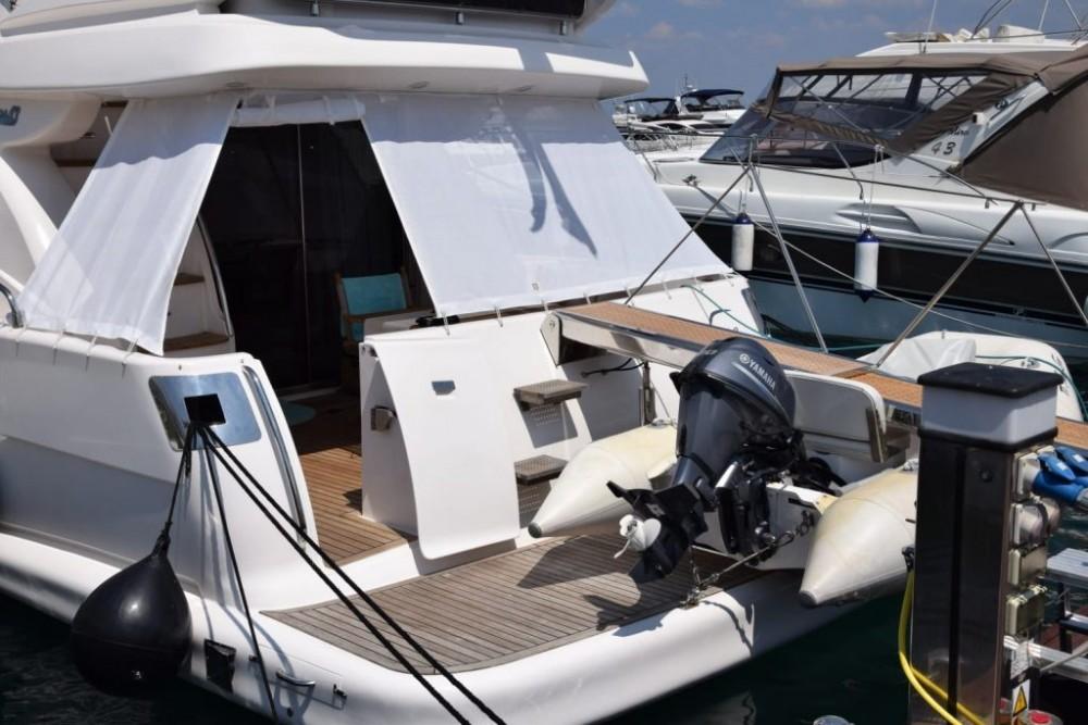 Rental yacht Grad Zadar - Astondoa Astondoa 43 GLX FLY on SamBoat