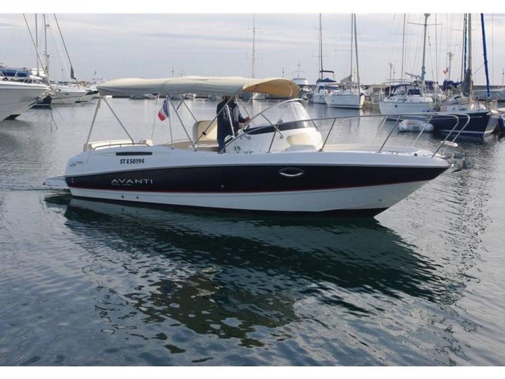 Boat rental Croatia cheap Bayliner Avanti 8