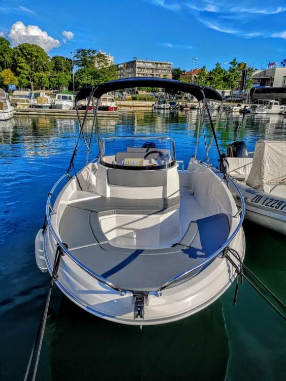 Rental Motorboat in Croatia - Prince Prince 570 Open