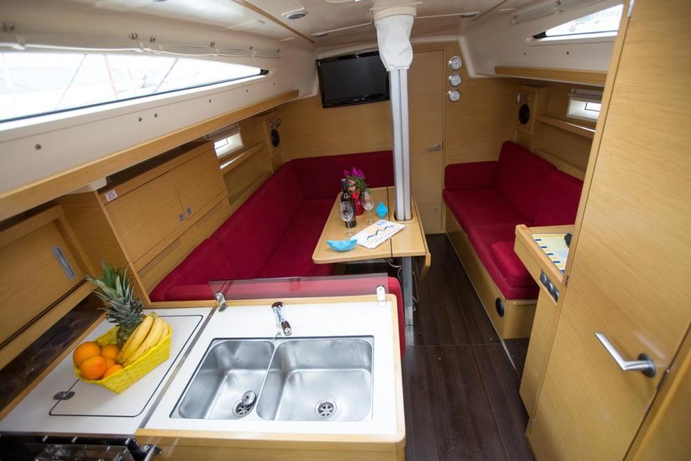 Boat rental Croatia cheap Elan 350 Performance - 3 cab.