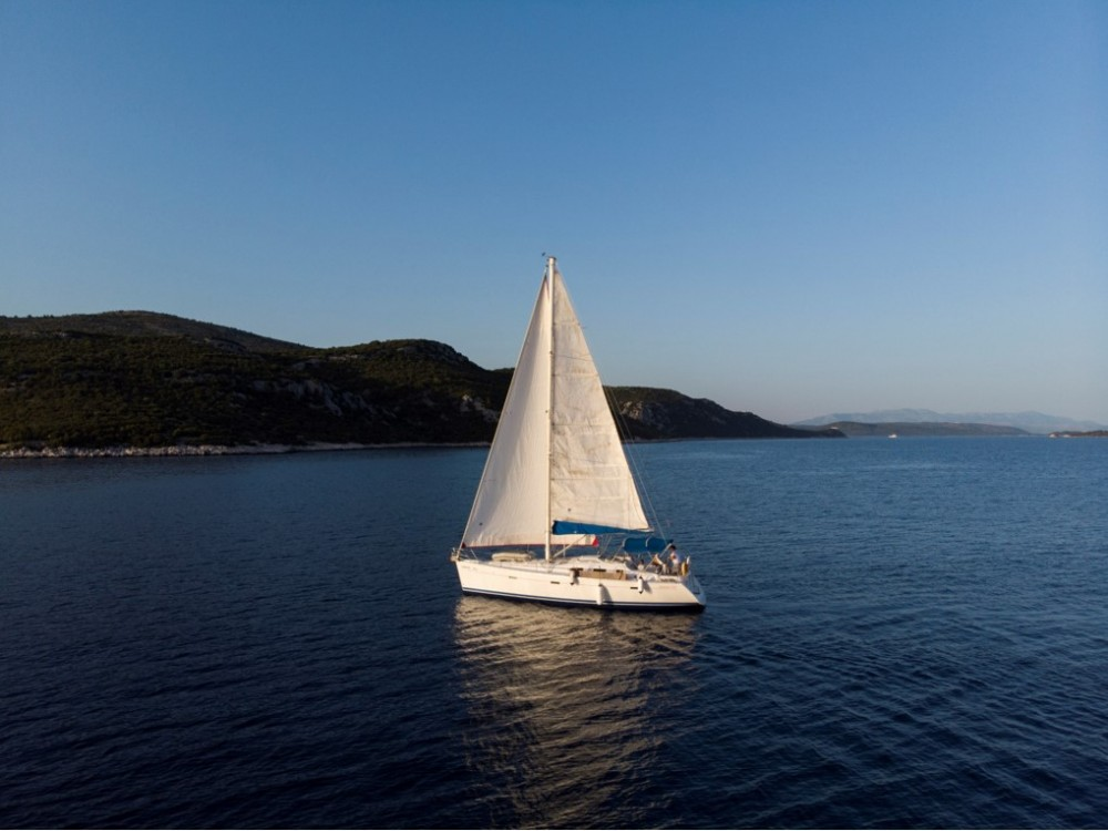 Hire Sailboat with or without skipper Bénéteau Croatie