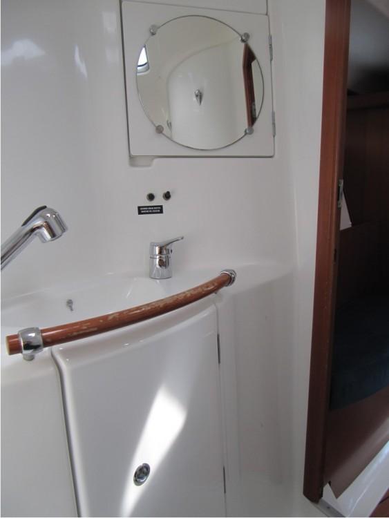 Boat rental Croatie cheap Oceanis Clipper 393