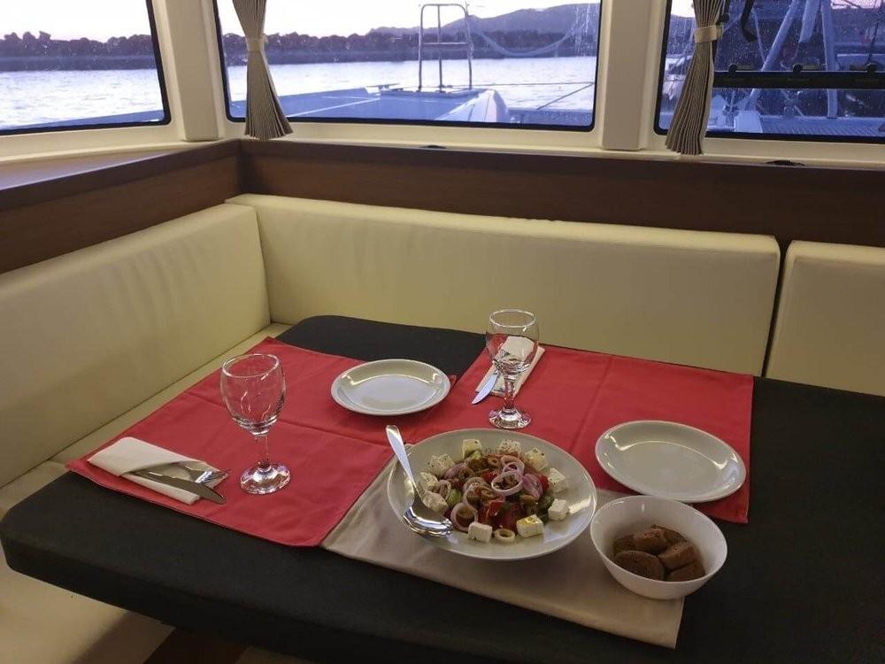 Rental yacht Peloponnese - Lagoon Lagoon 42 - 4 + 2 cab. on SamBoat