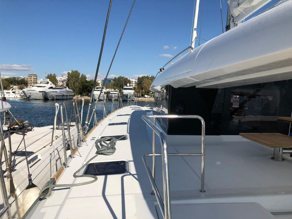 Rental yacht Peloponnese - Lagoon Lagoon 620 - 5 cab. on SamBoat