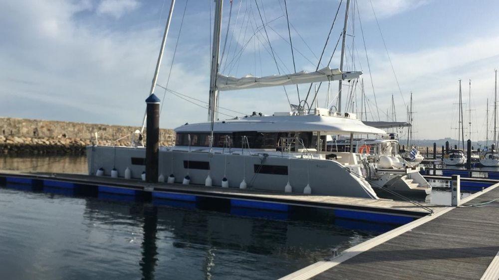 Rent a Lagoon Lagoon 620 - 5 cab. Peloponnese