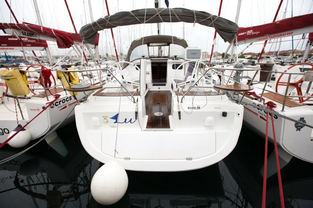 Boat rental Elan Elan 394 impression in Croatia on Samboat