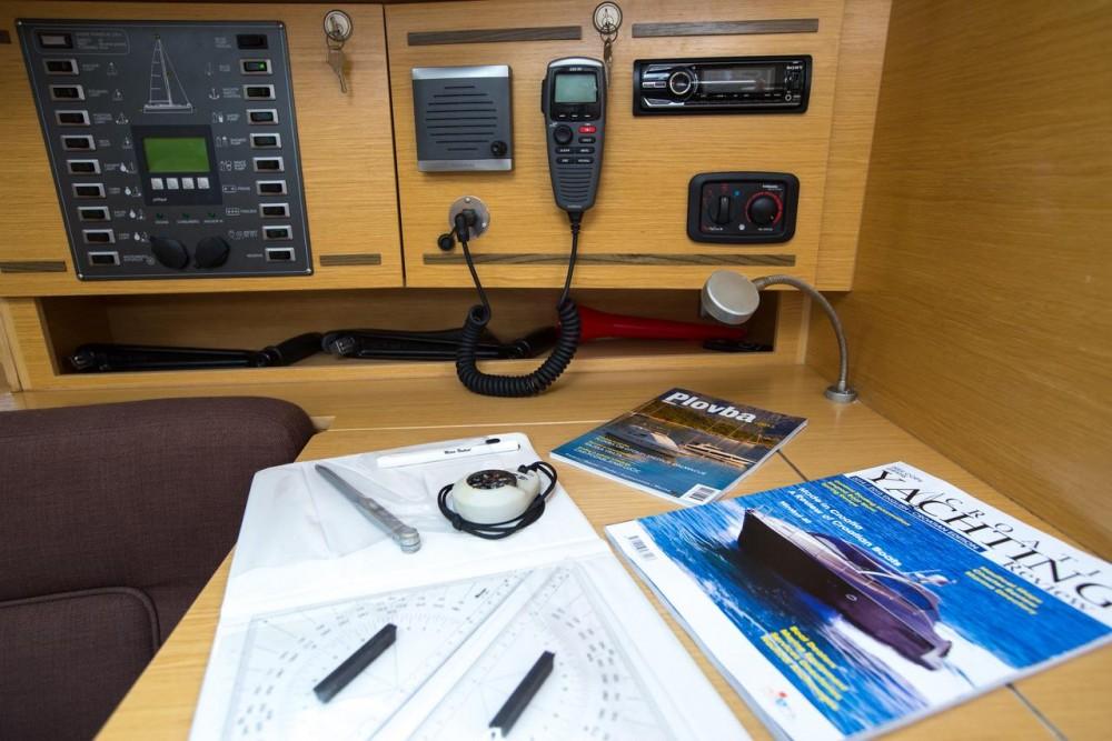 Rental yacht Croatia - Elan Elan 394 impression on SamBoat