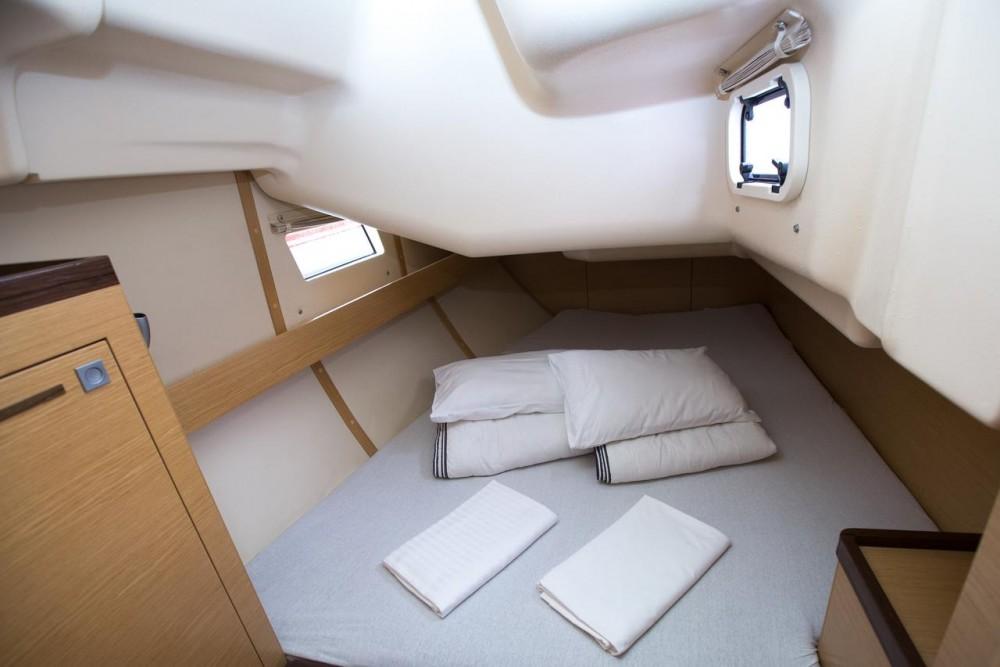 Boat rental Croatia cheap Elan 394 impression