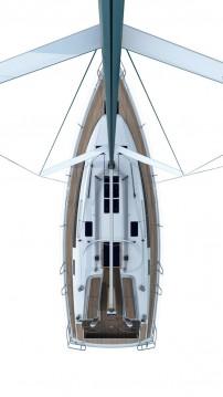 Bavaria Cruiser 41 between personal and professional Turgutreis
