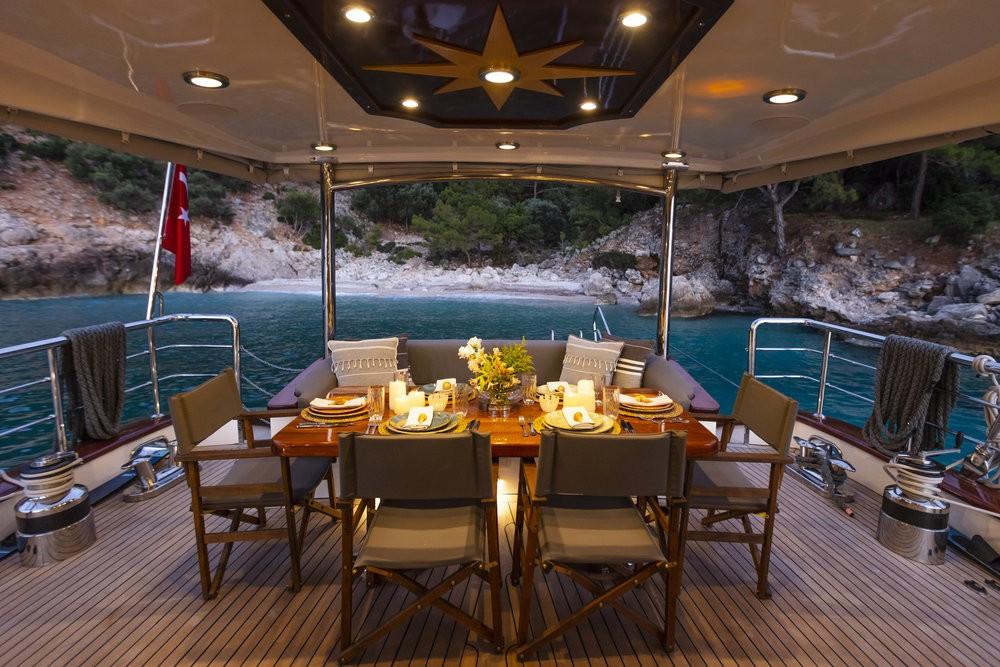 Rental yacht Fethiye - Motor Sailer Motor Sailer - 3 cab. on SamBoat
