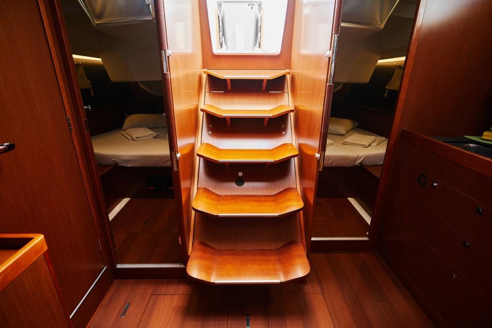 Boat rental Split cheap Oceanis 41