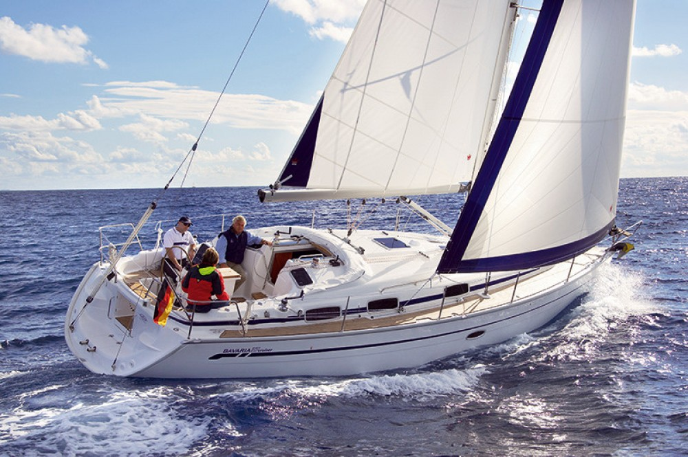 Bavaria Bavaria 37 Cruiser between personal and professional Ionian Islands