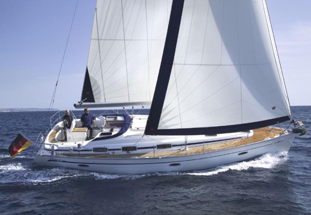 Bavaria Bavaria Cruiser 39 between personal and professional Peloponnese