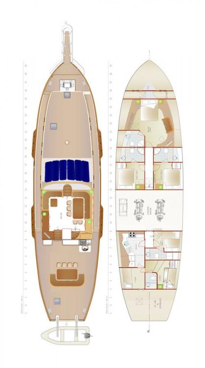 Boat rental Custom Made Smart Sprit 1 in  on Samboat