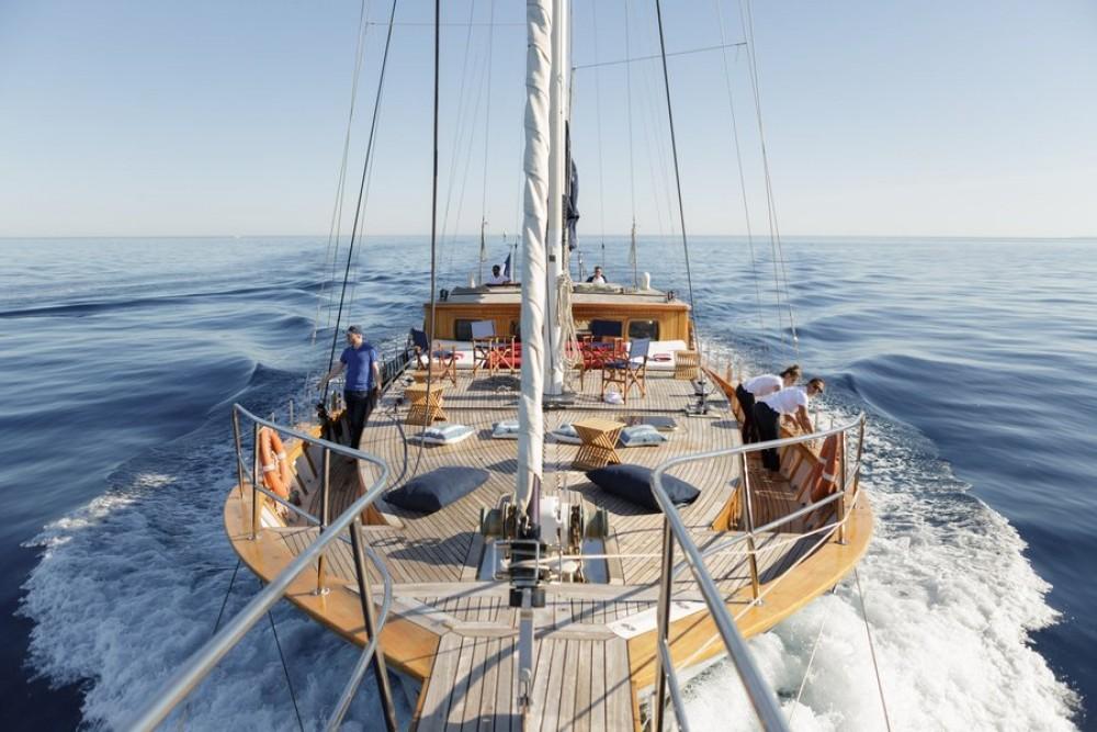 Rental yacht  - Custom Made Smart Sprit 1 on SamBoat