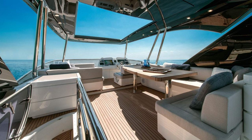 Boat rental Šibenik cheap MCY 66