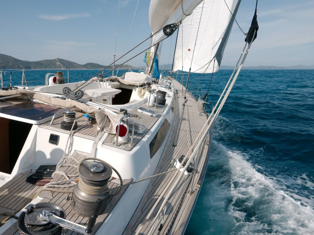 Baltic Yachts Baltic 60 between personal and professional Trapani