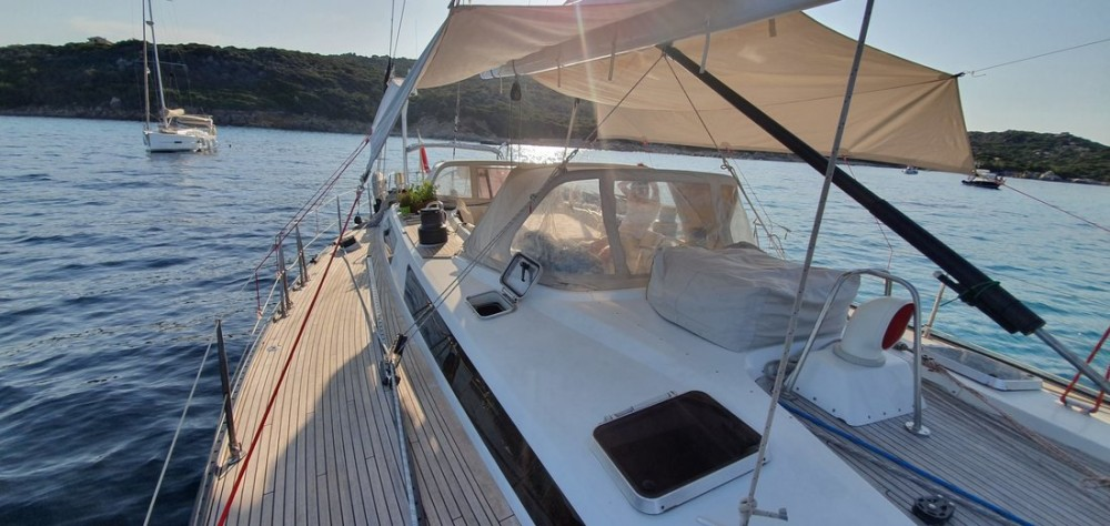 Hire Sailboat with or without skipper Baltic Yachts Trapani
