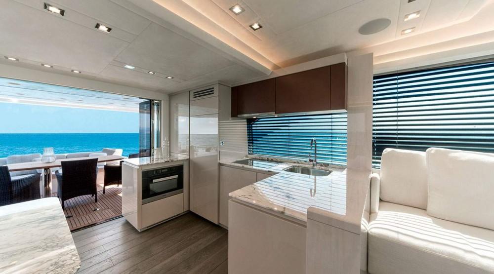 Rental yacht Šibenik - Monte Carlo Yachts MCY 66 on SamBoat