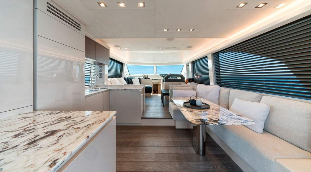 Rent a Monte Carlo Yachts MCY 66 Šibenik
