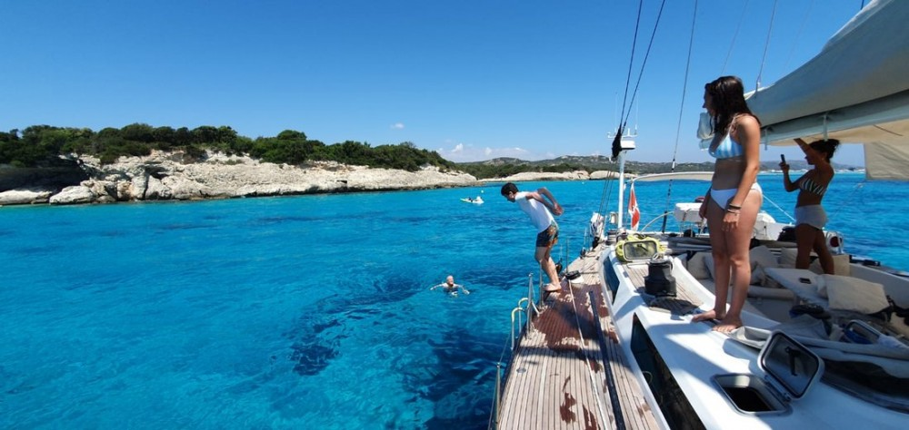 Sailboat for rent Trapani at the best price
