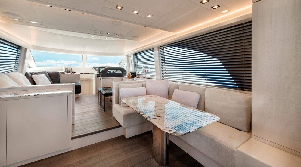 Hire Motorboat with or without skipper Monte Carlo Yachts Šibenik