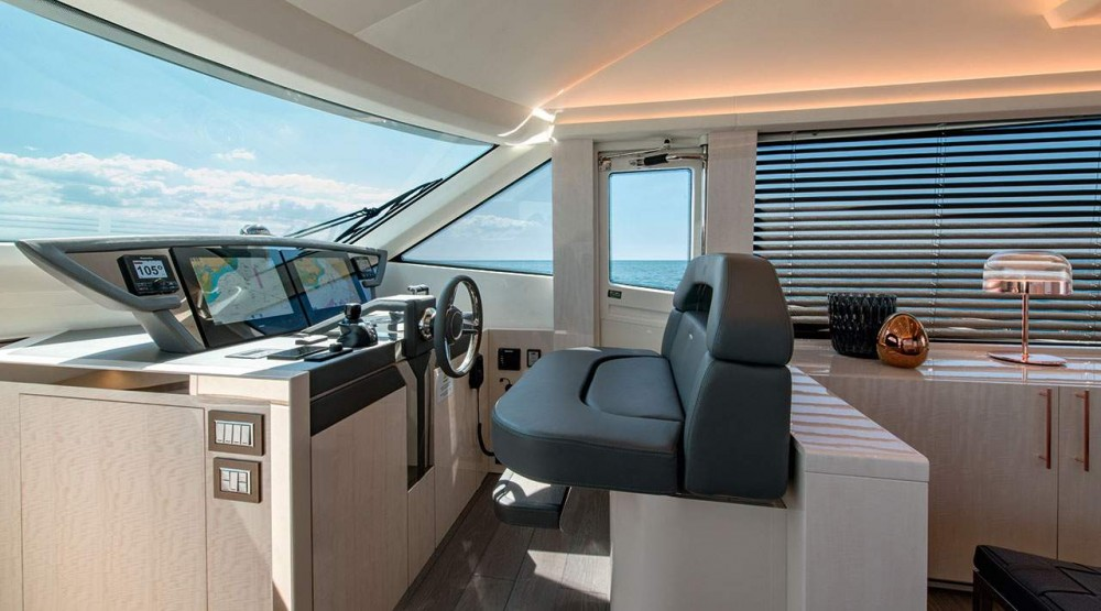 Monte Carlo Yachts MCY 66 between personal and professional Šibenik