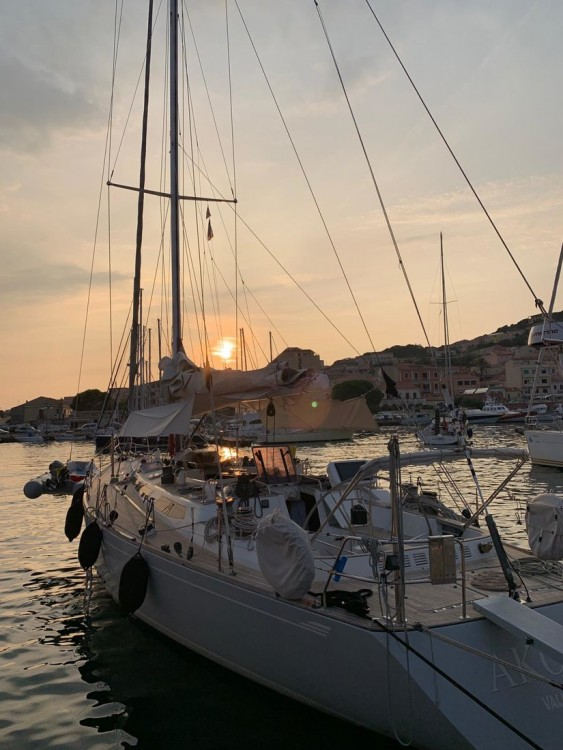 Rental yacht Trapani - Baltic Yachts Baltic 60 on SamBoat