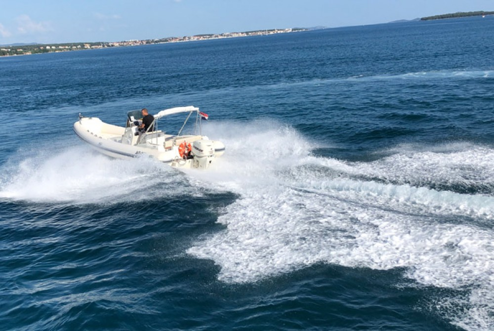 RIB for rent Croatia at the best price