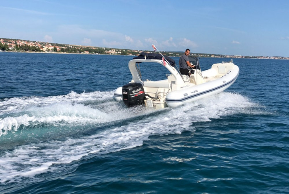 Hire RIB with or without skipper Nuova-Jolly-Marine Croatia