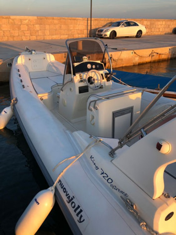 Nuova-Jolly-Marine King 720 Extreme between personal and professional Croatia