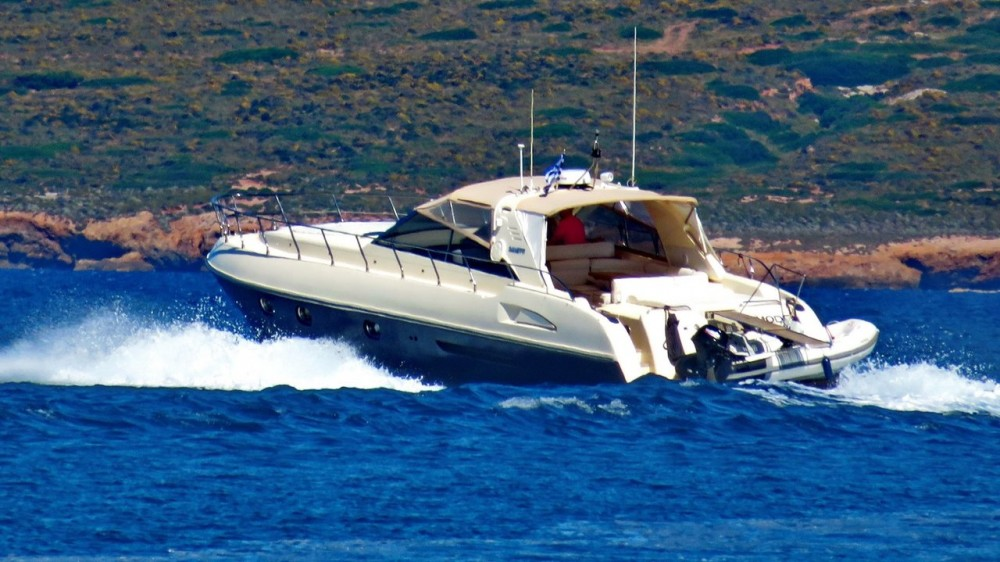 Rental Motorboat Gianetti Star with a permit