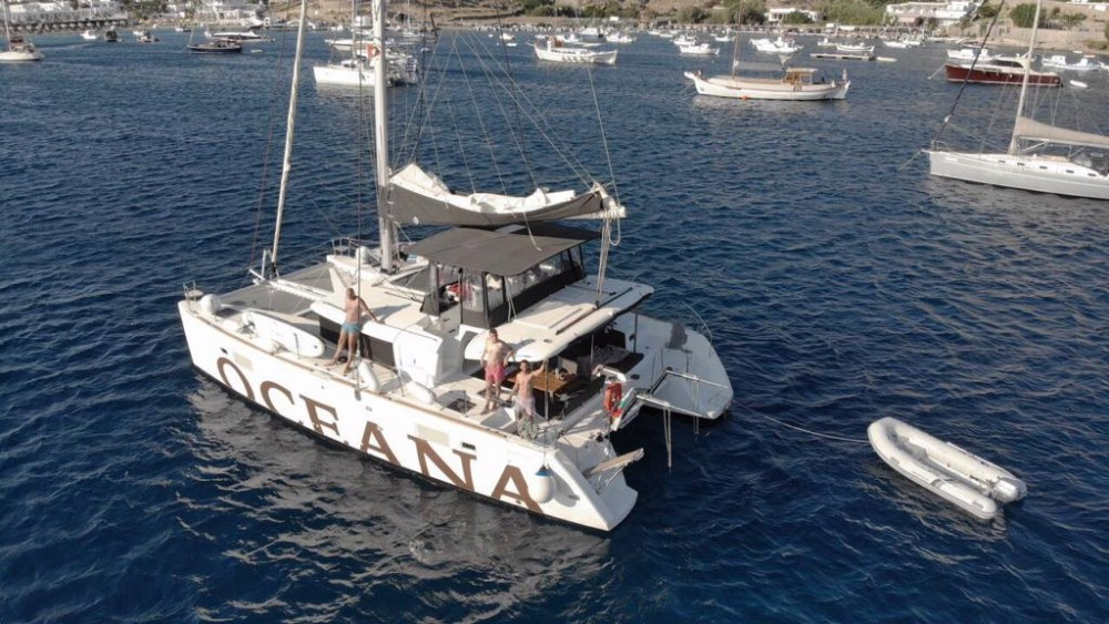 Lagoon Lagoon 450 F - 4 + 2 cab. between personal and professional Peloponnese