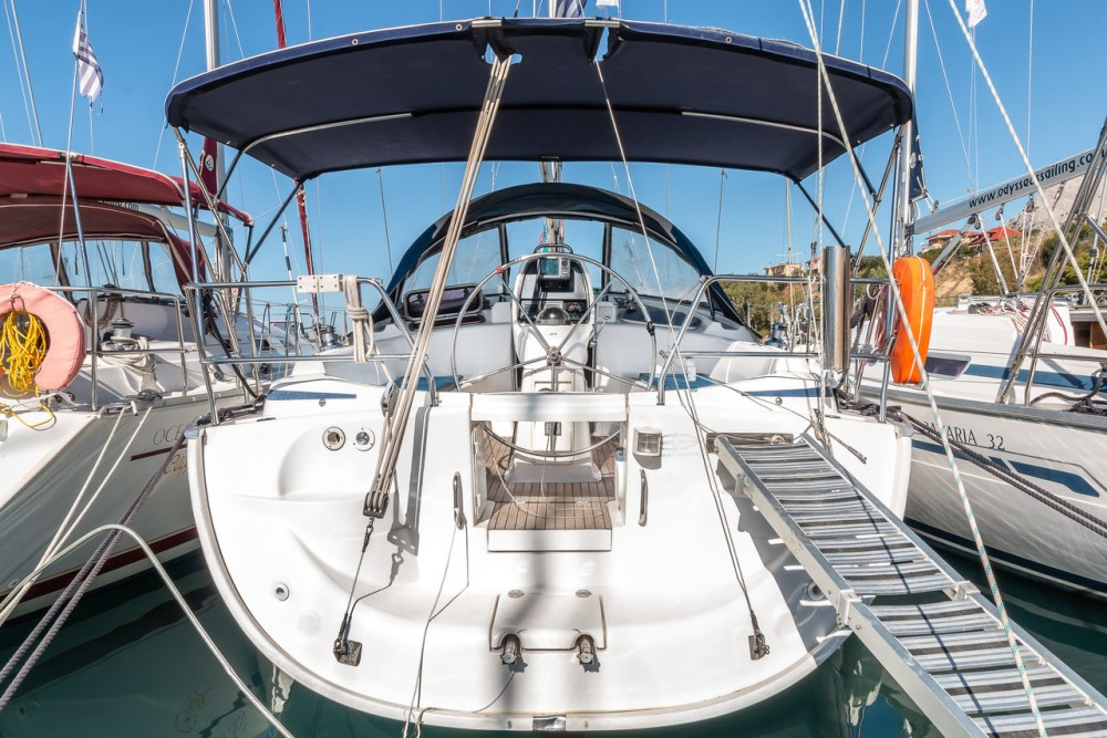 Boat rental Ionian Islands cheap Bavaria 36