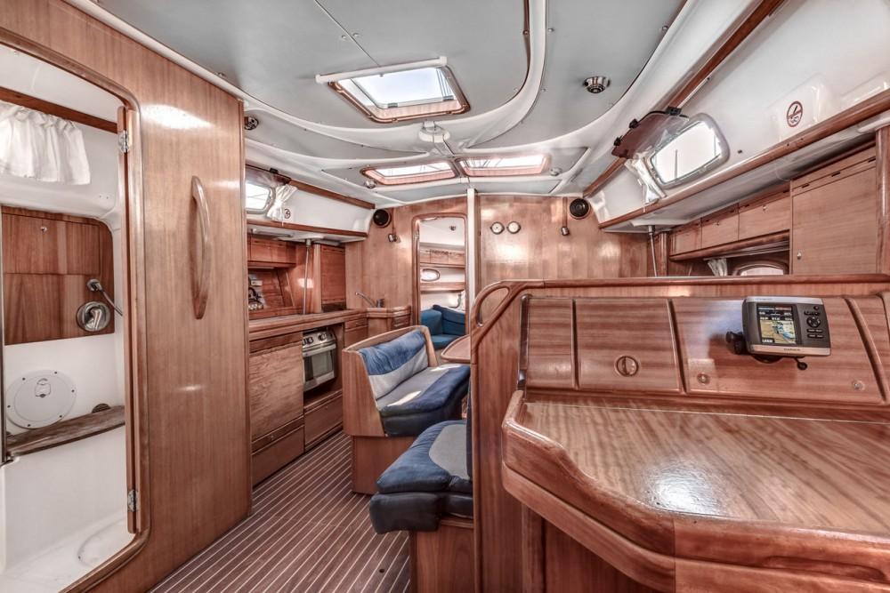 Boat rental Corfu cheap Bavaria 39 Cruiser
