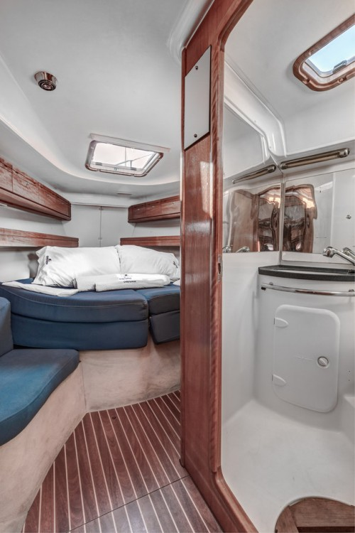 Bavaria Bavaria 39 Cruiser between personal and professional Corfu