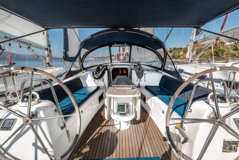 Hire Sailboat with or without skipper Bénéteau Ionian Islands