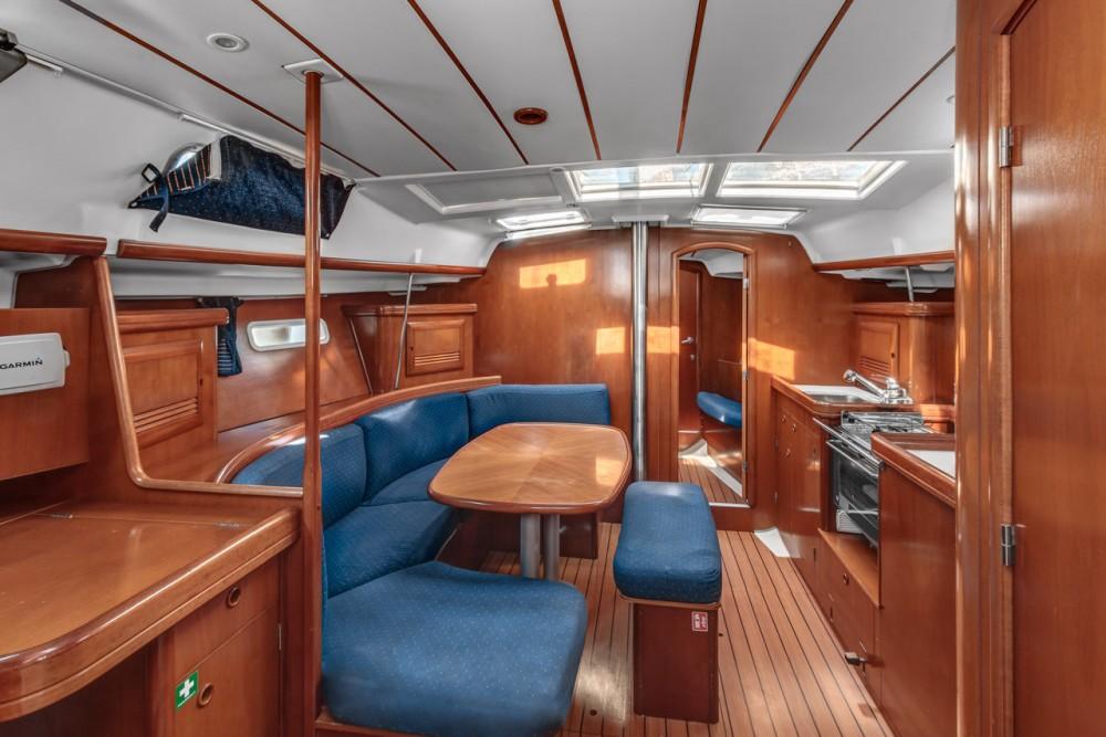 Boat rental Ionian Islands cheap Oceanis Clipper 393