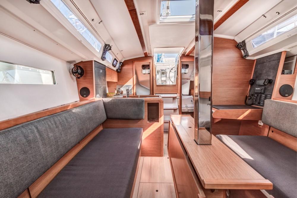 Rental yacht Ionian Islands - Jeanneau Sun Odyssey 349 on SamBoat
