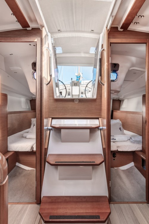 Jeanneau Sun Odyssey 349 between personal and professional Ionian Islands