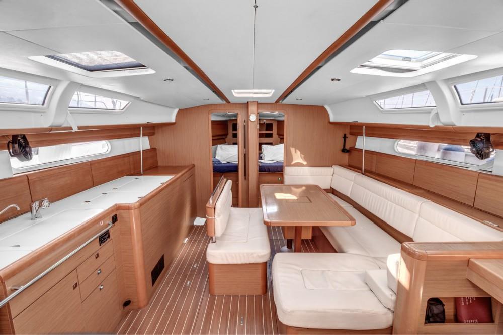Boat rental Jeanneau Sun Odyssey 44i in Ionian Islands on Samboat