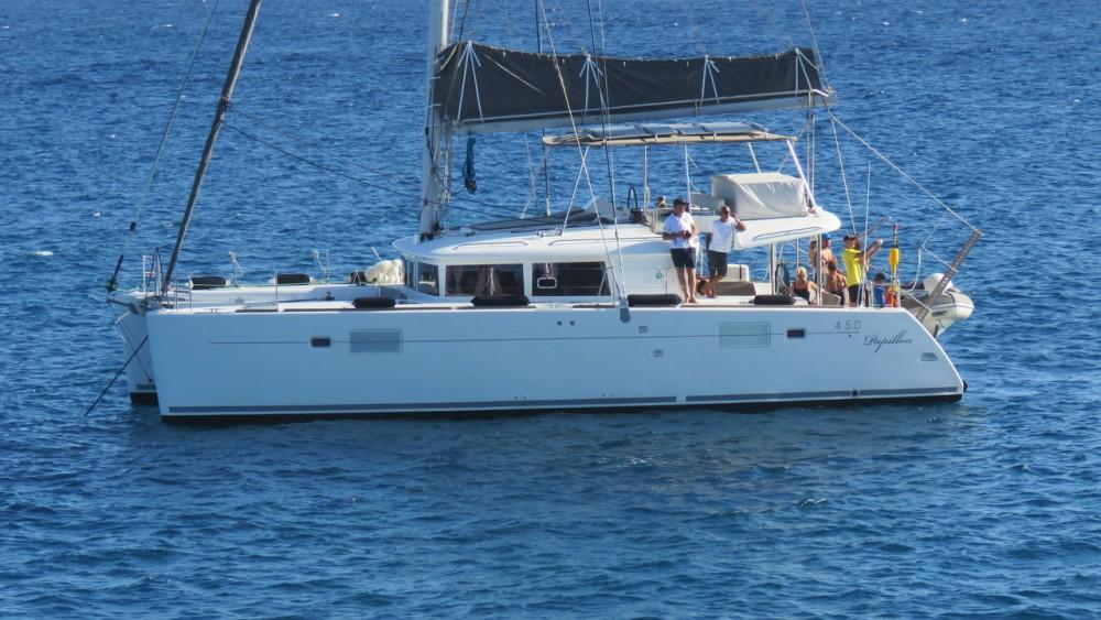 Boat rental Arona cheap Lagoon 450 - 4 + 2 cab.